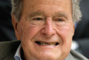 FORMER PRES. GEORGE H. W. BUSH TO TOSS SUPER BOWL COIN