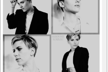 Scarlett Johansson Thinks Monogamy is Unnatural