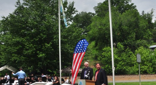 Charters of Freedom Dedication Photo Gallery