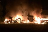 Highlands Church Fire Investigated as Arson