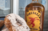 Fireball Whiskey Bagels Are Now on Sale