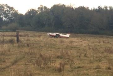 Plane Registered to Cullowhee Man Crash Lands