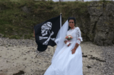 A Female Jack Sparrow Impersonator Is Sick of Looking for a Man, So She Marries a 300-Year-Old Ghost Pirate