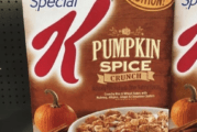 The First Pumpkin Spice Product of the Year Just Hit Shelves