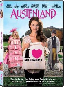 Austenland movie cover