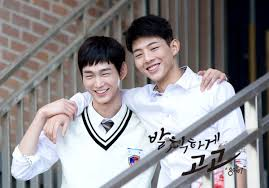 Kim Yeol and Ha Joon