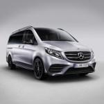 (てこ入れ?)Mercedes-Benz V-Class Night Edition