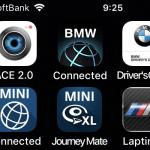 (BMW)海外のアプリをインストールする(MINI)