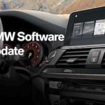(定期更新してますか?)BMW Software Update