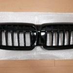 (追加入荷)G20 3シリーズ ブラックキドニーグリル パークアシストシステムプラス非装着車用