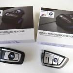 (定番?)BMW ///M PERFORMANCE キーケース