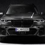 3つの定番黒部品 for BMW G07 X7 シリーズ