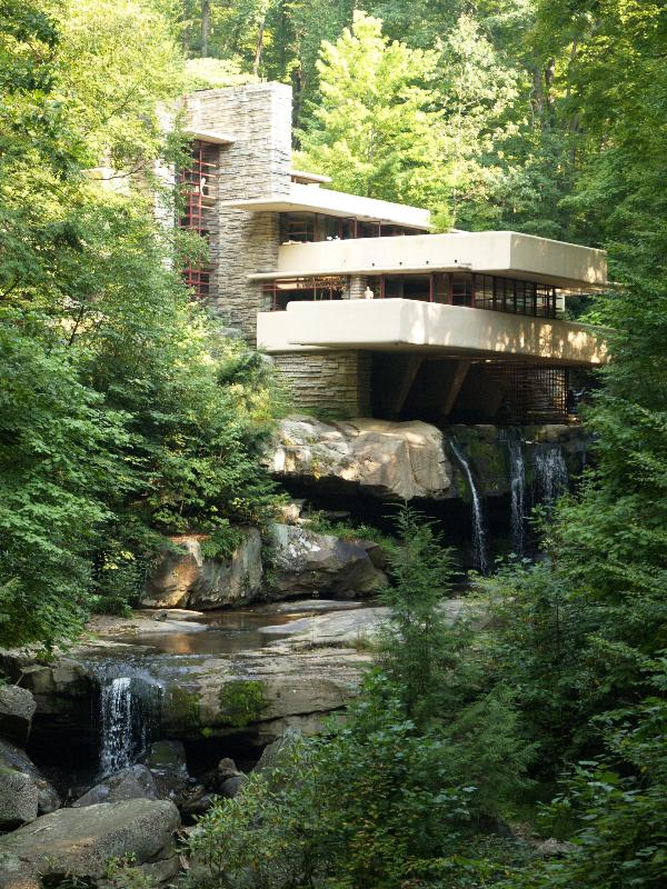 Guide to 20 Frank Lloyd Wright Houses in the South