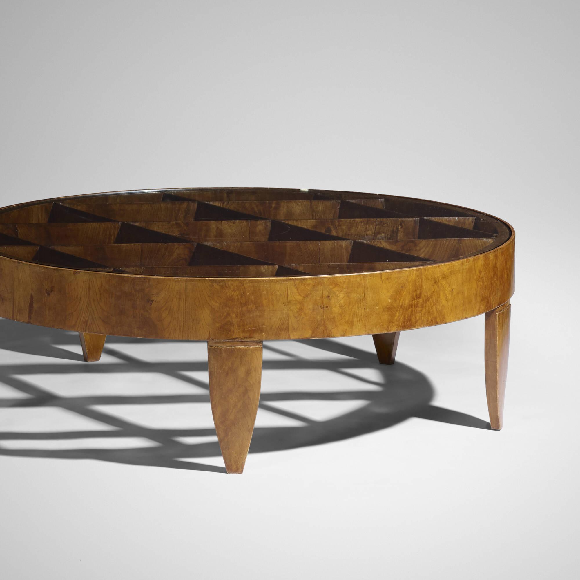 14 Gio Ponti, Rare Coffee Table
