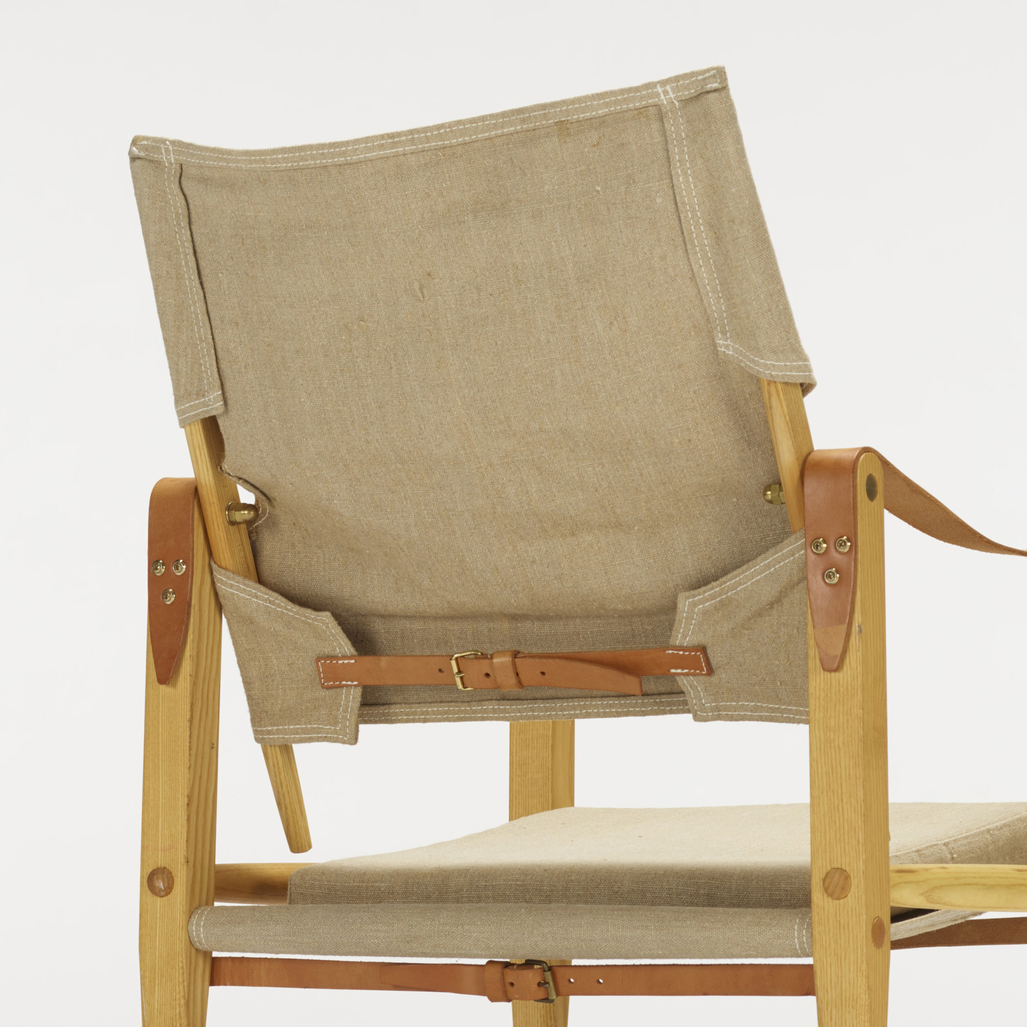 Safari Chairs 185 Kaare Klint Safari Chairs Pair Scandinavian Design 9 May