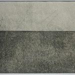Sanded Newsprint by Burleigh Kronquist