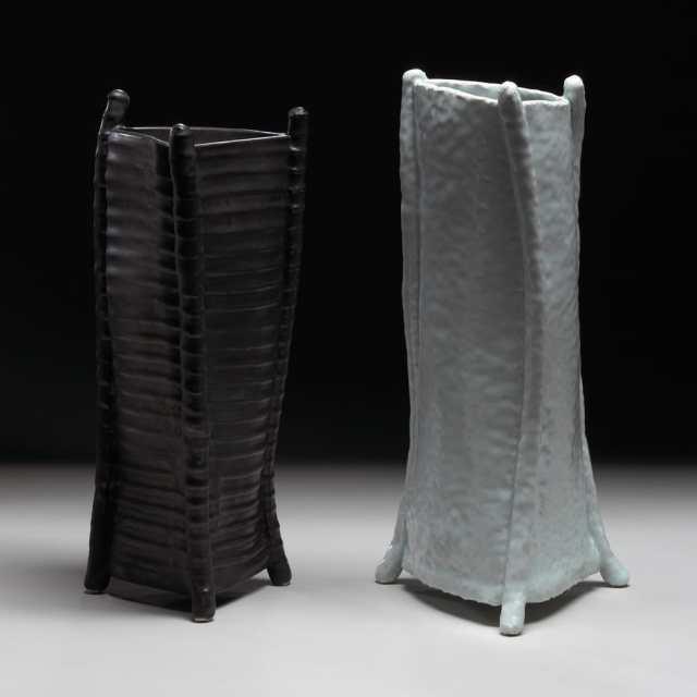 Phil Wilson - Tripod Vases II 1920