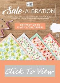 2018-2019 Sale-A-Bration Catalogue