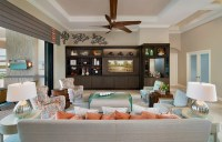 Tailored Transitional by Wright Interior Group in Naples, FL