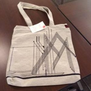 Frank Lloyd Wright Fellowship Tote Bag