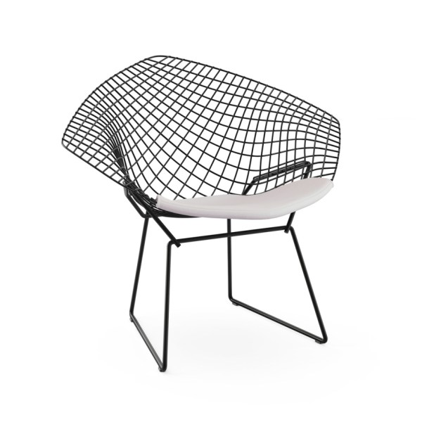Harry Bertoia Diamond armchair
