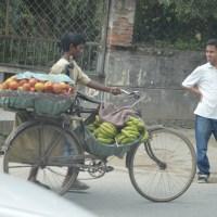 Bicycle Balancing Act