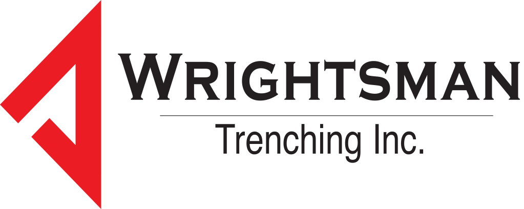 Wrightsman Trenching Beatrice, Nebraska serving Southeast Nebraska Logo for excavating specialists