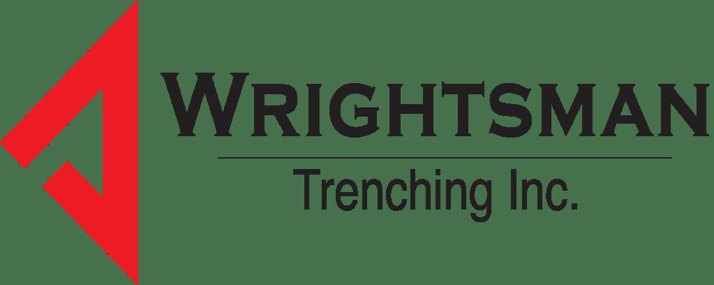 Wrightsman Trenching Beatrice, Nebraska serving Southeast Nebraska Logo for excavating specialists