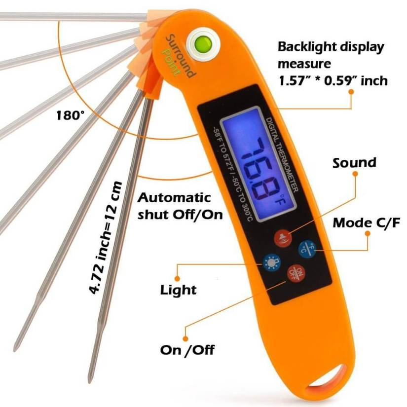 Kitchen Digital Thermometer