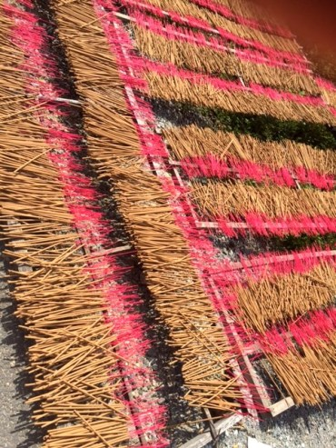 Incense village