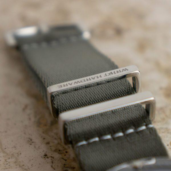 Seal-gray-military-straps-strap-20mm-22mm-eye-wrist-hardware-grey-watch-strap