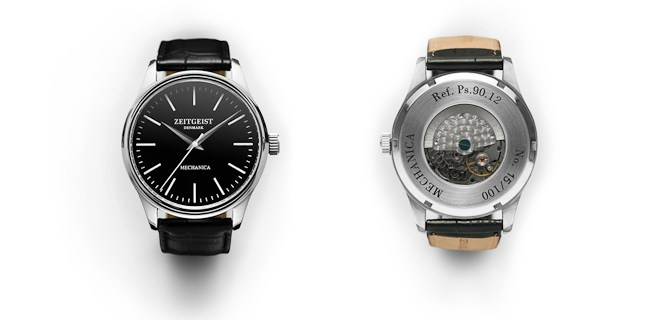 ZEITGEIST – A NEW DANISH WATCH BRAND