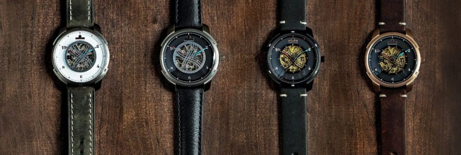 Amir Watches Launches The Nomadic Empires collection on Kickstarter