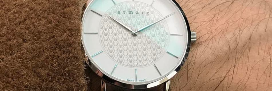 We had a talk with Joseph the Founder of Armare Watches