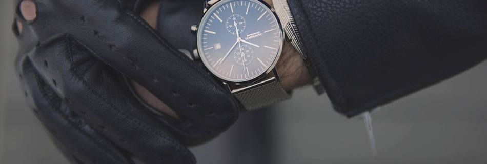 Crownarch Elegant and Sophisticated Timepieces