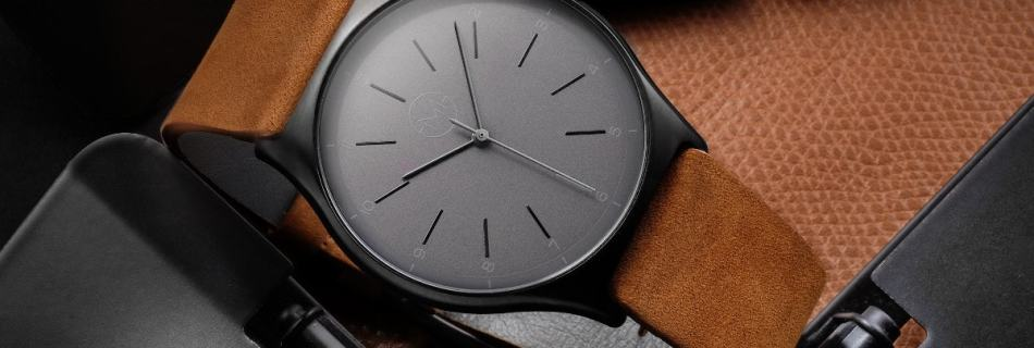 slim watches by SLIM MADE: Minimalistic Practicality