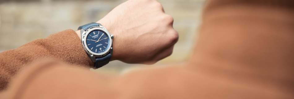 The Formex Essence Is A Versatile Watch Ready To Go Anywhere You Go
