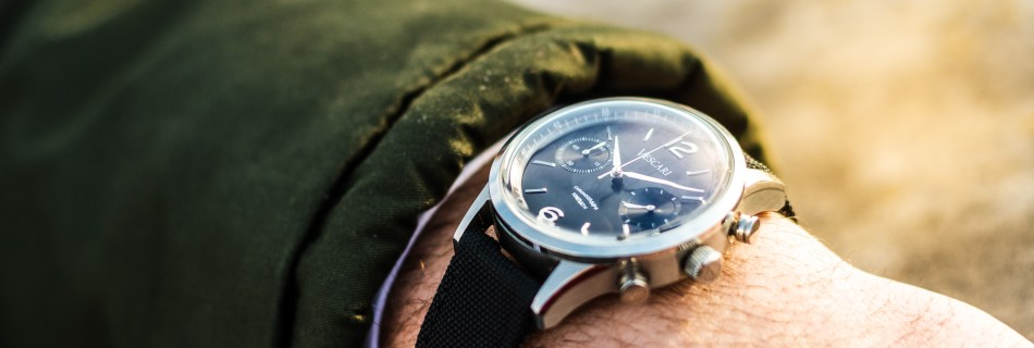 The Chestor by Vescari Watches Offers An Instant Sophisticated Appeal