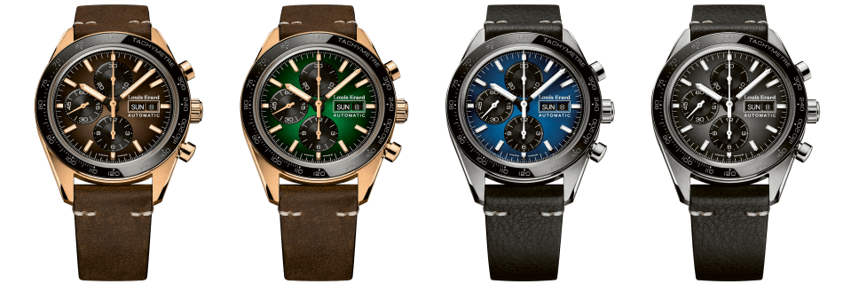 Louis Erard La Sportive – Pure Watchmaking Excellence