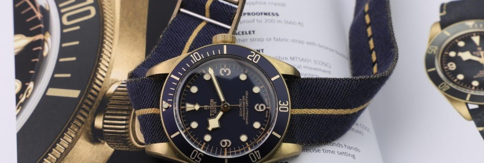 A Complete Guide to Bronze Watches [All You Need to Know]