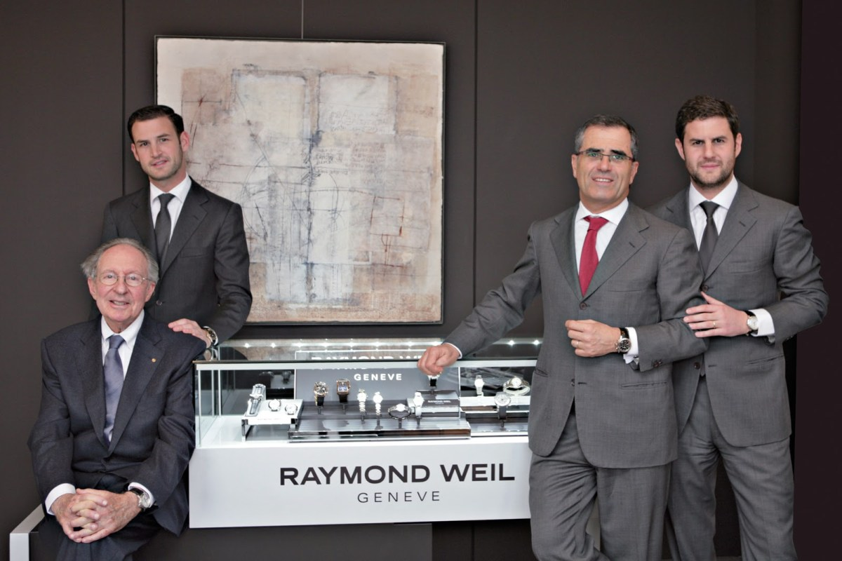Raymond Weil - Family Heritage