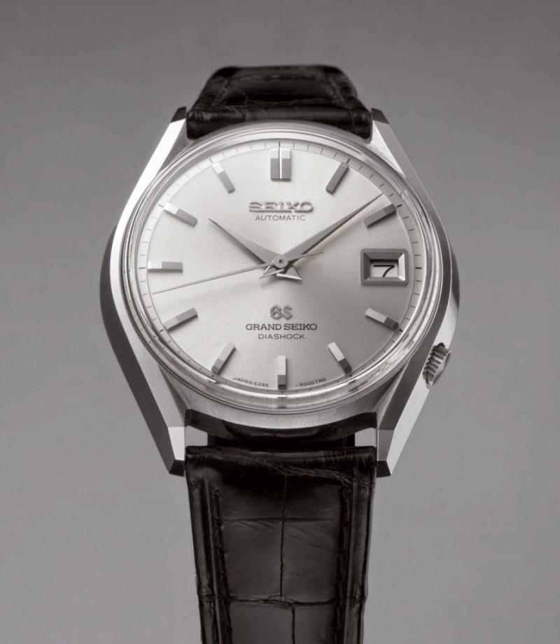 the latest 8749e 2f15e Grand Seiko 62GS Historical Watch Collection