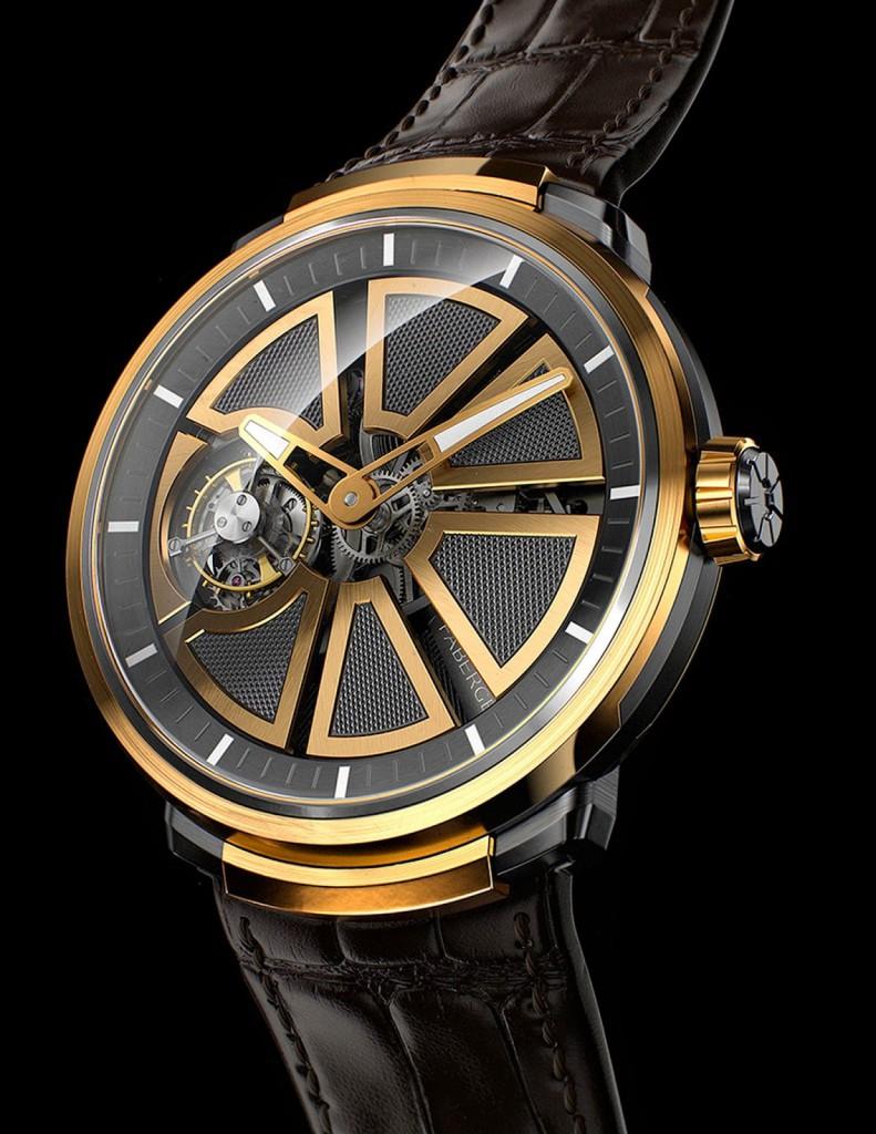 Fabergé Visionnaire I Rose Gold