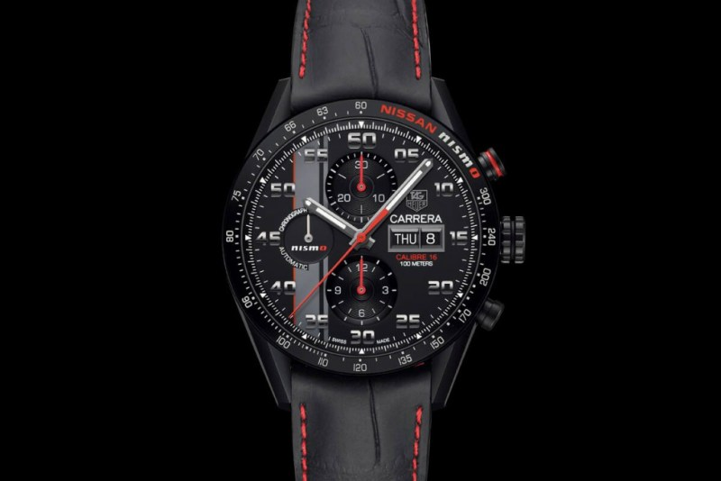 TAG-Heuer-Carrera-NISMO-Calibre-16-Day-Date-Chronograph-Special-Edition-1
