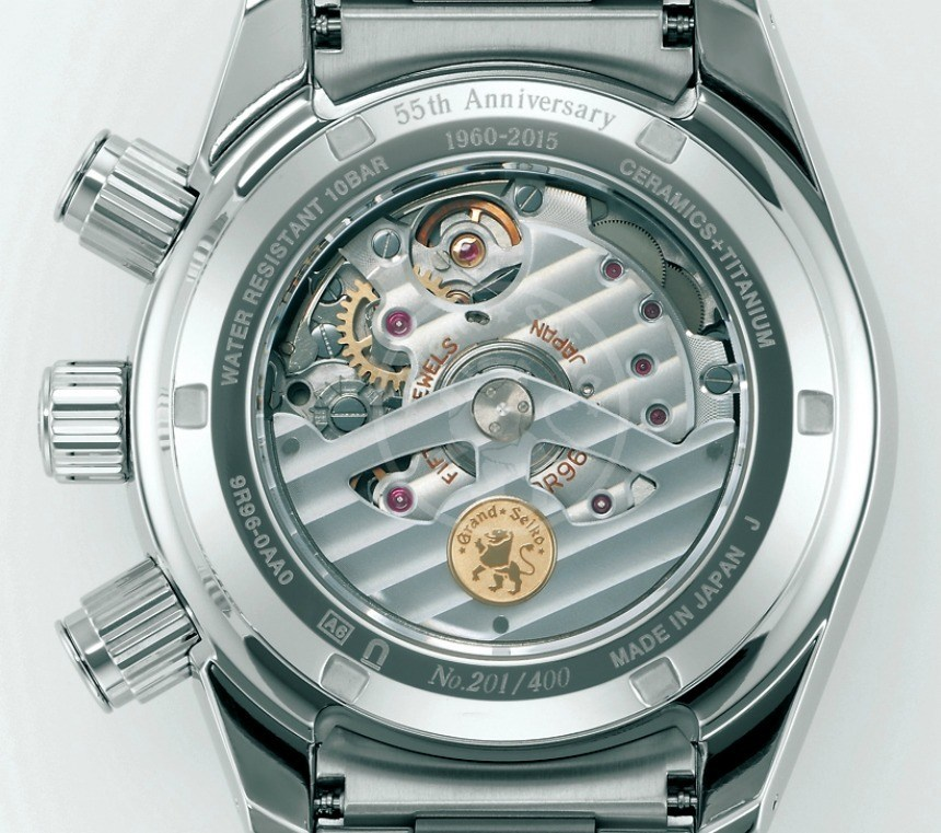 Grand-Seiko-Spring-Drive-Chronograph-GMT-SBGC013-caseback-movement