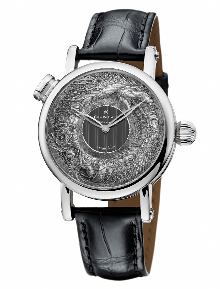 Chronoswiss Ouroboros for Only Watch 2015