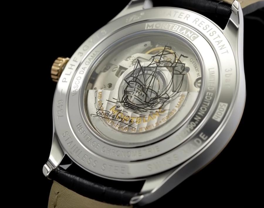 Montblanc-Heritage-Chronometrie-Dual-Time-Vasco-da-Gama-back