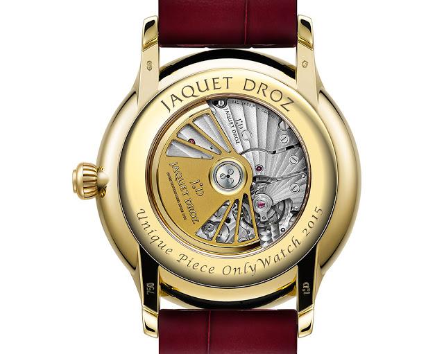Jaquet Droz Only Watch Petite Heure Minute Paillonnée 2