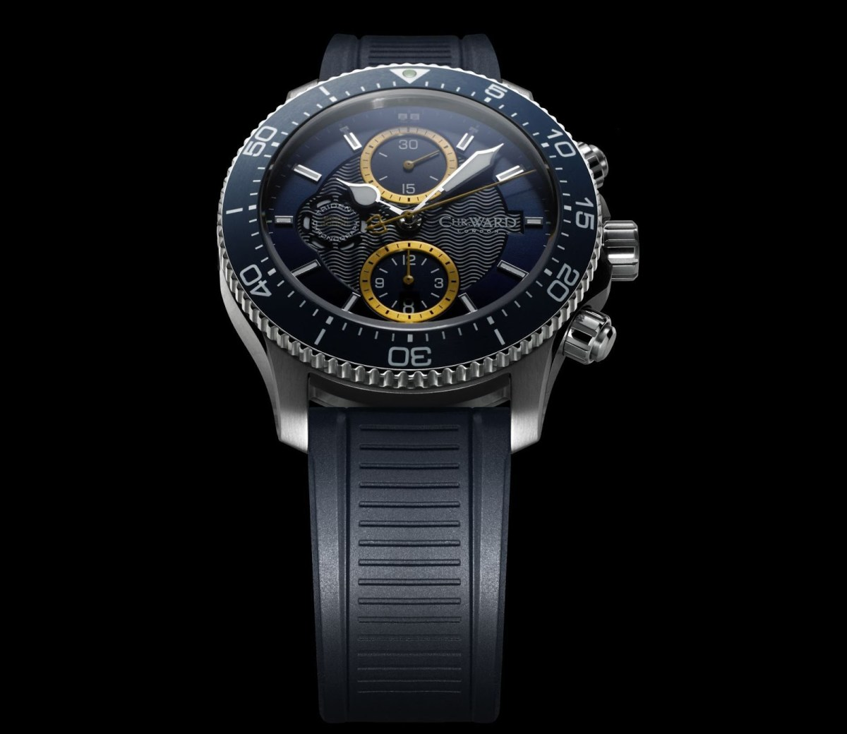 Christopher Ward C60 Trident Chronograph Pro 600 1
