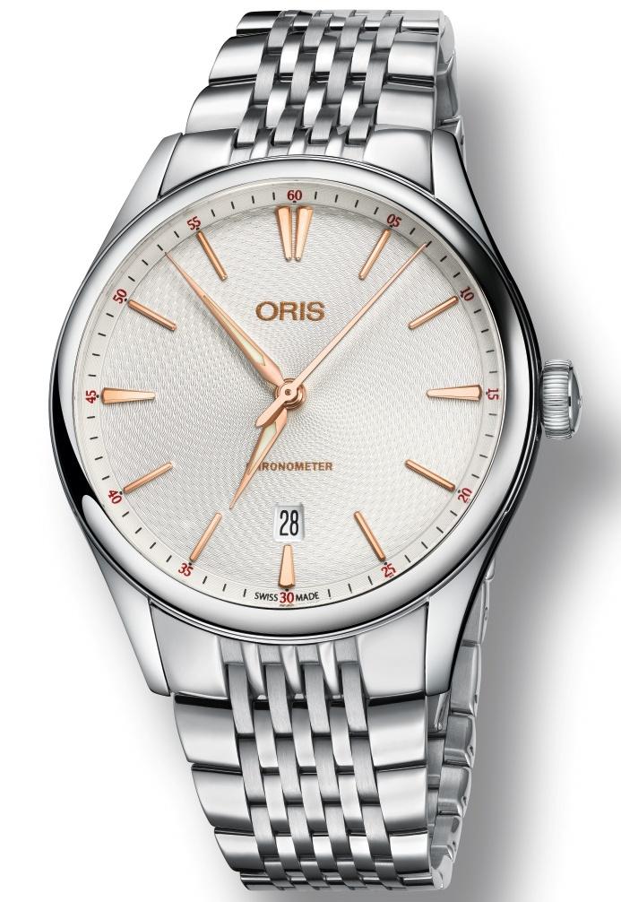 01 737 7721 4031-07 8 21 79 - Oris Artelier Date Chronometer